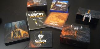 far cry primal - unboxing