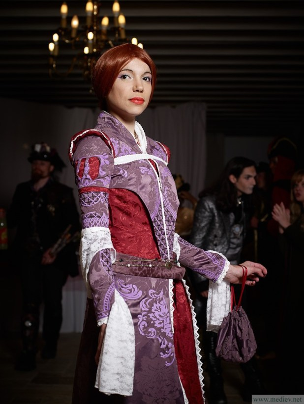 img_04 Cosplay - Assassin's Creed - Caterina - Nad #109