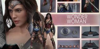 wonder woman hot toys