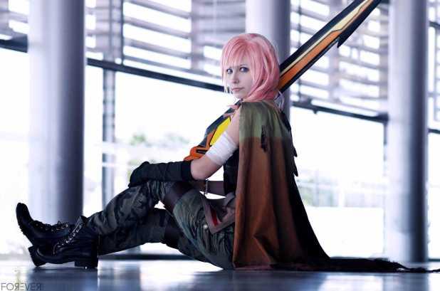 13199526_1095124277200216_1072644672_o-1024x678 Cosplay - Lightning - Final Fantasy #119