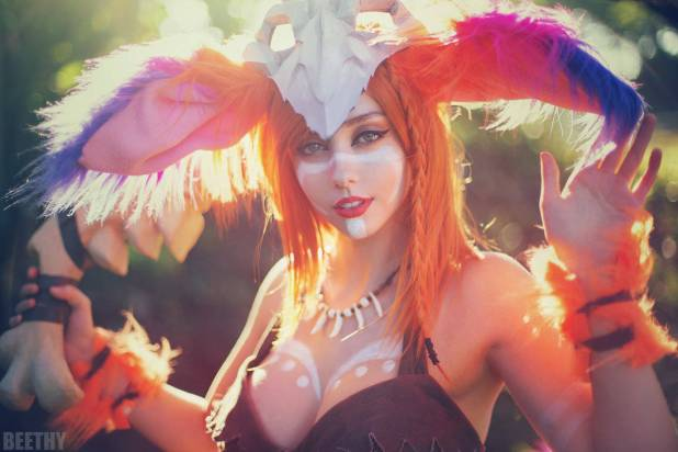 league_of_legends___gnar__01__by_beethy-d9zxqw2-620x413 Cosplay -Gnar - Lol #120
