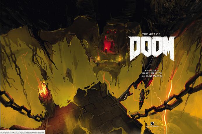 artbbok-doom-1 Artbook - Doom