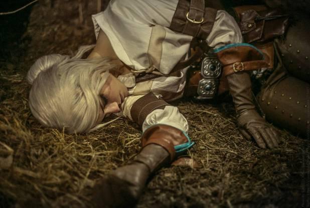 the_witcher_3_wild_hunt__ciri_by_damnavenger-da1plrx-620x416 Cosplay - Ciri #126