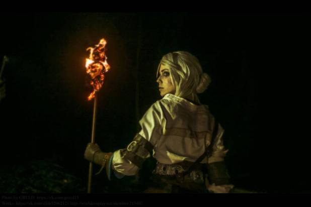 the_witcher_3_wild_hunt__ciri_by_damnavenger-da1pm1r-620x413 Cosplay - Ciri #126
