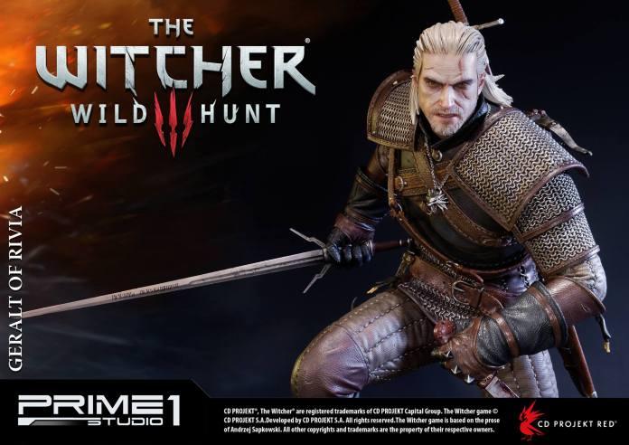 Witcher-3-Geralt-de-Riv-Statue-013 Prime 1 - Une magnifique figurine pour Geralt de The Witcher 3
