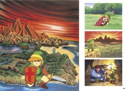 91Pmphhx3IL Artbook - The Legend of Zelda: Art and Artifacts