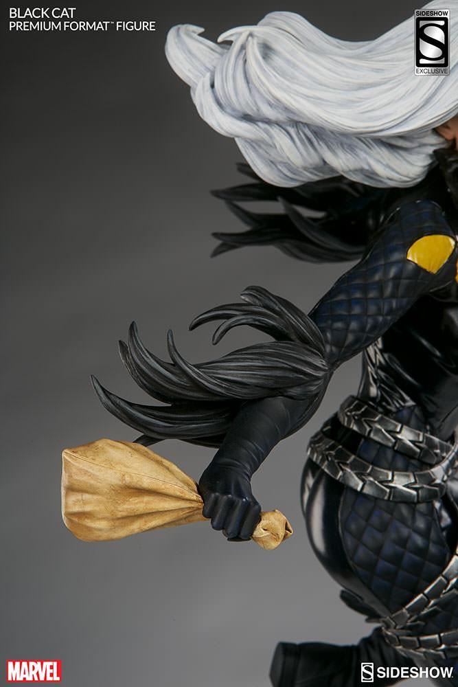 marvel-black-cat-premium-format-3004651-02 Figurine – Marvel – Black Cat – Premium Format