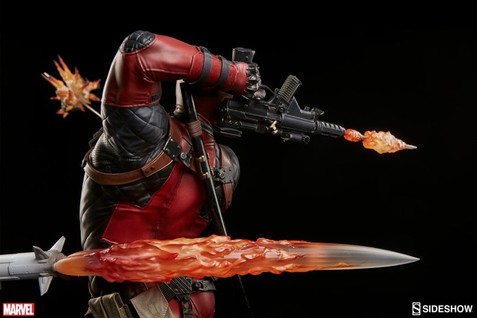 marvel-deadpool-heat-seeker-premium-format-feature-300511-14 Figurine - Deadpool Heat-Seeker
