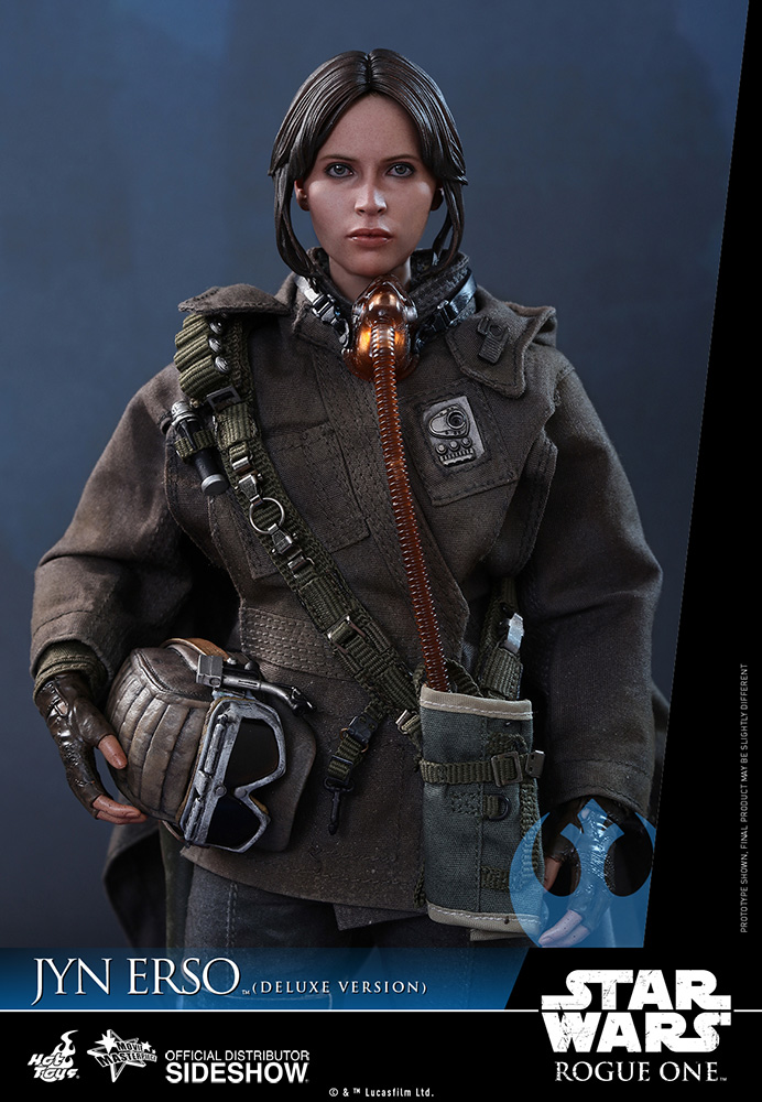 star-wars-rogue-one-jyn-erso-deluxe-version-sixth-scale-hot-toys-902919-07 Figurine - Star Wars Rogue One Jyn Erso Deluxe