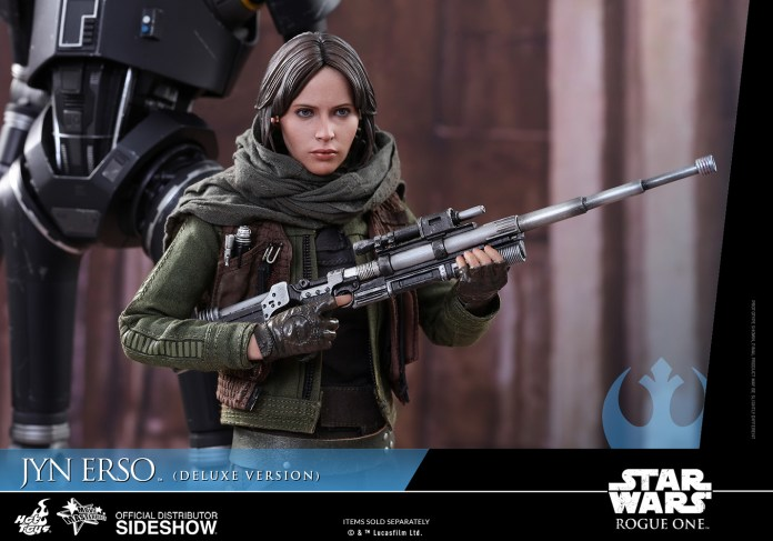 star-wars-rogue-one-jyn-erso-deluxe-version-sixth-scale-hot-toys-902919-11 Figurine - Star Wars Rogue One Jyn Erso Deluxe