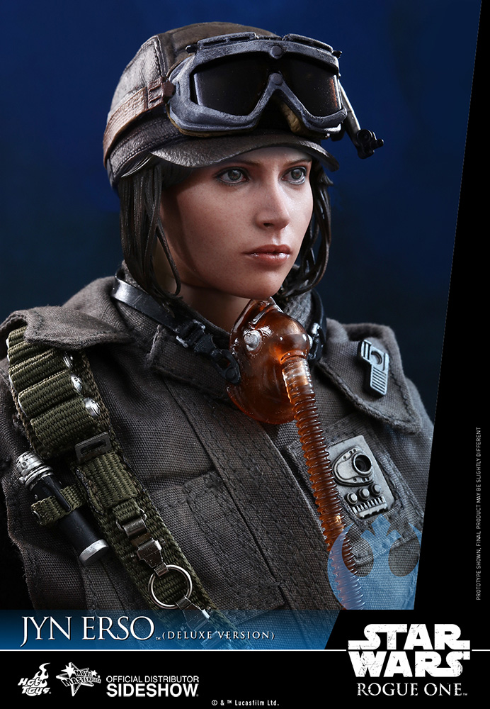 star-wars-rogue-one-jyn-erso-deluxe-version-sixth-scale-hot-toys-902919-13 Figurine - Star Wars Rogue One Jyn Erso Deluxe
