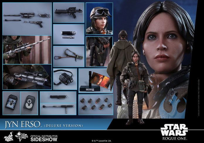 star-wars-rogue-one-jyn-erso-deluxe-version-sixth-scale-hot-toys-902919-14 Figurine - Star Wars Rogue One Jyn Erso Deluxe
