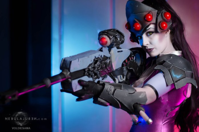 step_into_my_parlor___widowmaker_cosplay_by_voldiesama-daowkhi Cosplay - Overwatch #140