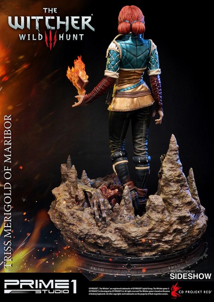 the-witcher-3-wild-hunt-triss-merigold-of-maribor-statue-prime1-902921-08 Figurine - Triss Merigold par Prime1