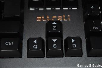 clavier_allreli_DSC_0170 Test du clavier mécanique K643 de Allreli