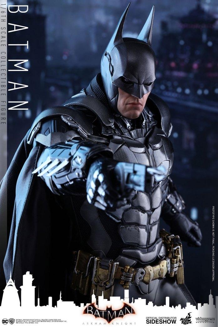 dc-comics-batman-arkham-knight-sixth-scale-hot-toys-902934-07 Figurine – Batman – Arkham Asylum – Hot Toys