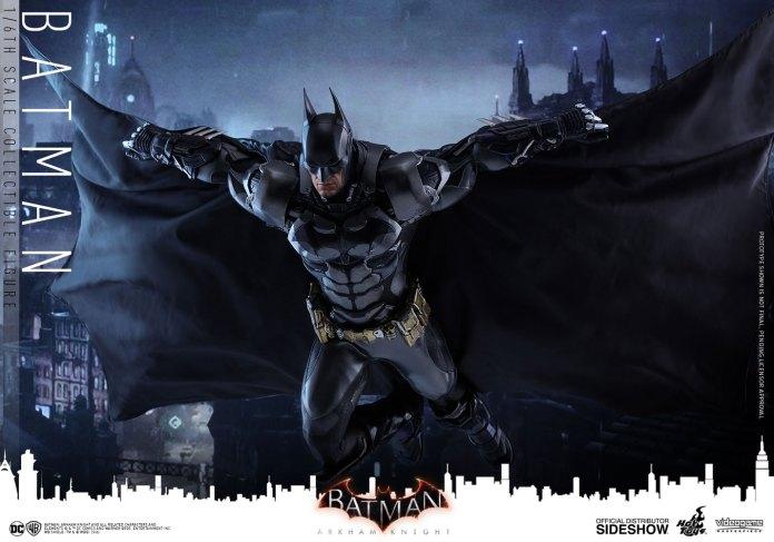 dc-comics-batman-arkham-knight-sixth-scale-hot-toys-902934-08 Figurine – Batman – Arkham Asylum – Hot Toys