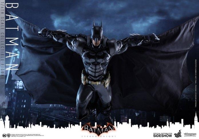 dc-comics-batman-arkham-knight-sixth-scale-hot-toys-902934-09 Figurine – Batman – Arkham Asylum – Hot Toys