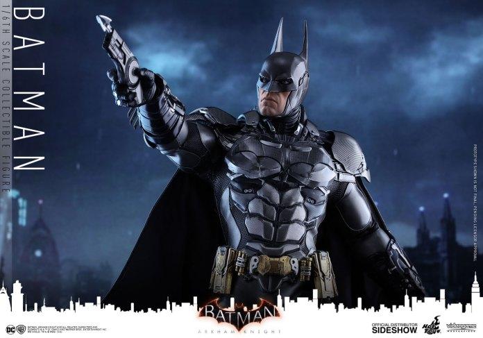 dc-comics-batman-arkham-knight-sixth-scale-hot-toys-902934-11 Figurine – Batman – Arkham Asylum – Hot Toys