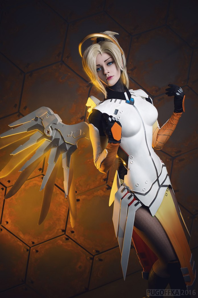 unYPqGf Cosplay - Overwatch - Mercy #142