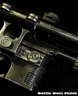 Star-Wars-Han-Solo-Blaster-Replica-12 Star Wars - Une réplique du DL-44 de Han Solo chez Todds