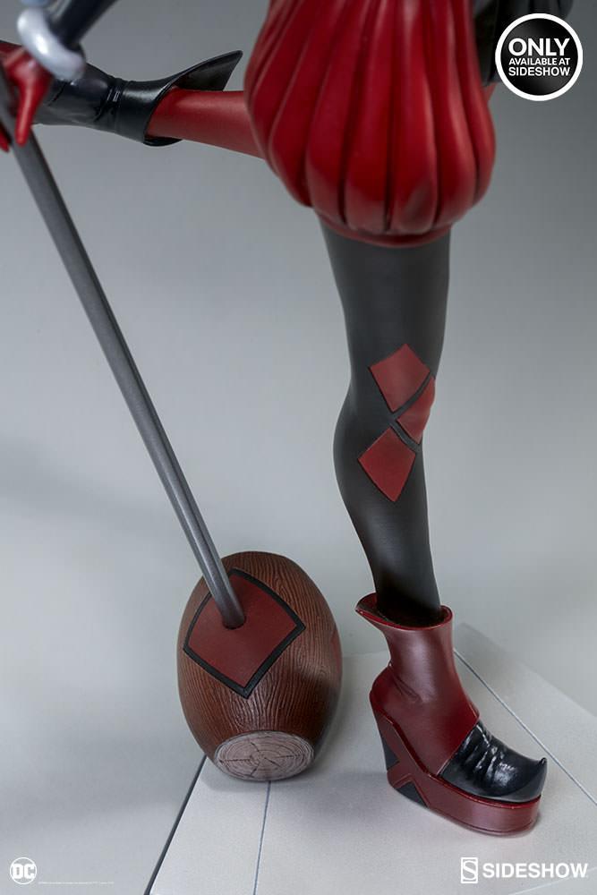 dc-comics-harley-quinn-stanley-artgerm-lau-artist-series-statue-200430-13 Figurines - Harley Quinn - Catwoman et Poison Ivy vues par Artgerm