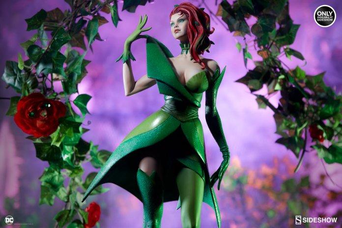 dc-comics-poison-ivy-stanley-artgerm-lau-artist-series-statue-200429-05 Figurines - Harley Quinn - Catwoman et Poison Ivy vues par Artgerm