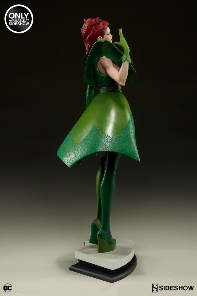dc-comics-poison-ivy-stanley-artgerm-lau-artist-series-statue-200429-09 Figurines - Harley Quinn - Catwoman et Poison Ivy vues par Artgerm