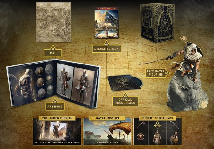 edition-gods-assassins-creed-origins-696x483 Assassin's Creed Origins présente ses collector
