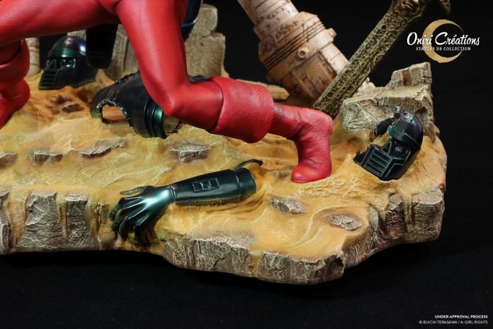 cobra-the-space-pirate_007-696x464 Oniri Créations et sa magnifique figurine Cobra