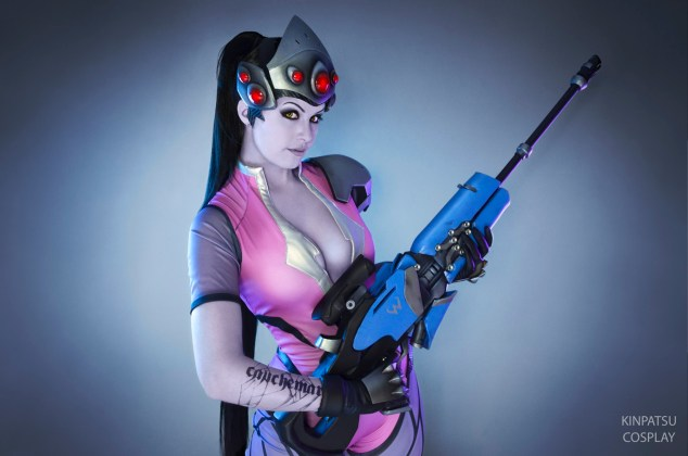 Widowmaker-Overwatch-by-Kinpatsu-Cosplay MICM 2018 - Présentation de Kinpatsu Cosplay (Magic 2018) #1