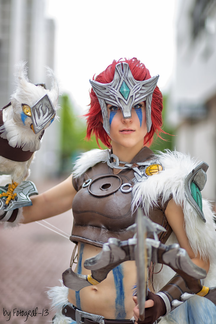 woad_scout_quinn__we_re_in_this_together_by_mowkycosplay-d7rnsl9 MICM 2018 - Présentation de Mowky Cosplay (Magic 2018) #13