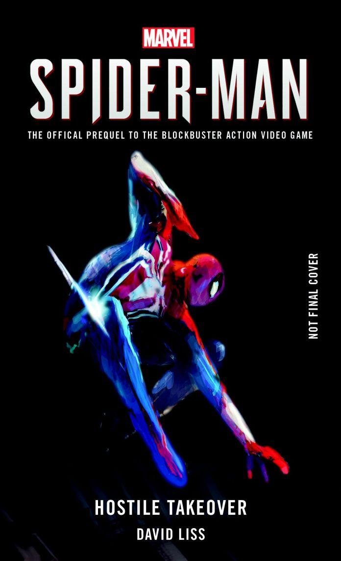 Spider_Man_Hostile_Takeover_jacket-696x1143 Un peu de lecture avant la sortie de SpiderMan sur PS4
