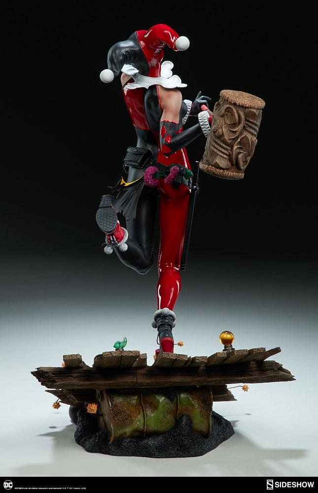 dc-comics-harley-quinn-premium-format-figure-sideshow-300474-09 Figurine – DC Comics Harley Quinn Premium Format