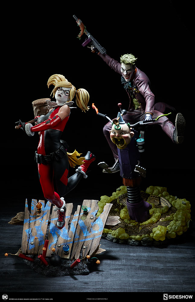 dc-comics-harley-quinn-premium-format-figure-sideshow-300474-29 Figurine – DC Comics Harley Quinn Premium Format
