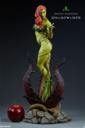 dc-comics-poison-ivy-premium-format-figure-sideshow-300487-03 Figurine - DC Comics Poison Ivy Premium Format