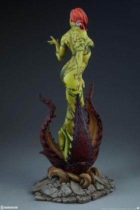 dc-comics-poison-ivy-premium-format-figure-sideshow-300487-07 Figurine - DC Comics Poison Ivy Premium Format