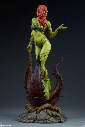 dc-comics-poison-ivy-premium-format-figure-sideshow-300487-09 Figurine - DC Comics Poison Ivy Premium Format