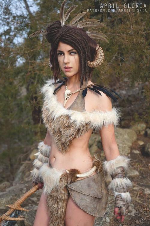 forsworn-cosplay-02 Cosplay - Skyrim - Forsworn #152
