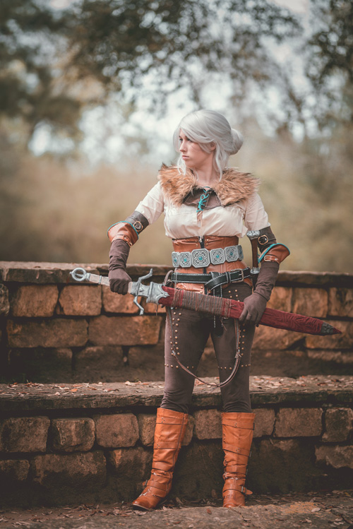 ciri-cosplay-03 Cosplay - The Witcher 3 - Ciri #155