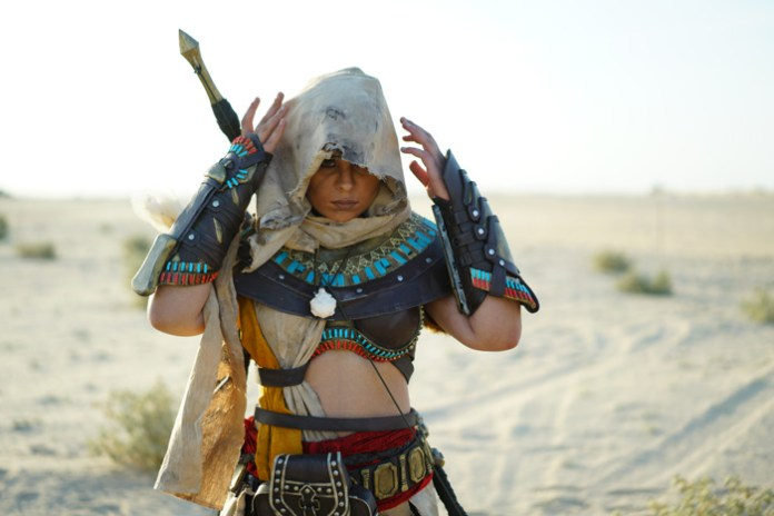 bayek-cosplay-02-696x464 Cosplay - Assassin's Creed Origins - Bayek #157