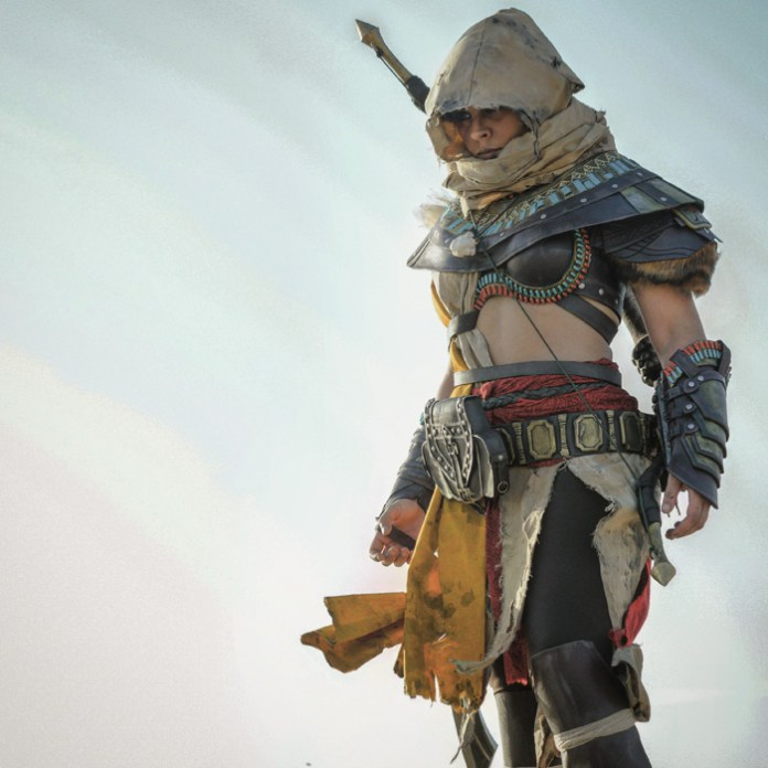 bayek-cosplay-05-696x696 Cosplay - Assassin's Creed Origins - Bayek #157