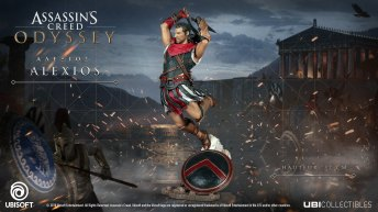 ACOD_mock_Alexios_180927_3pm_CEST_FR_1537980427 Figurines - Assassin's Creed Odyssey - Kassandra et Alexios en approche