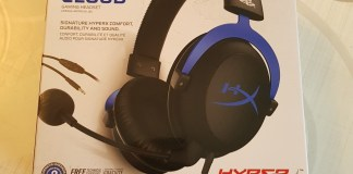 Cloud - HyperX - Casque - PS4