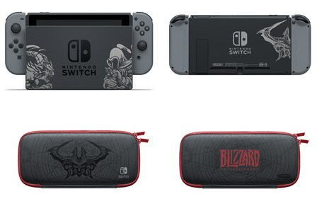 diablo-switch-2 Collector - Le pack Nintendo Switch Diablo III: Eternal Collection