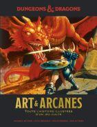 donjons-dragons-230x300 Présentation de l'artbook Art et Arcanes (Donjons et Dragons)