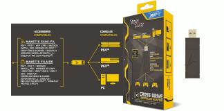 Cross Drive de Steelplay - PS4