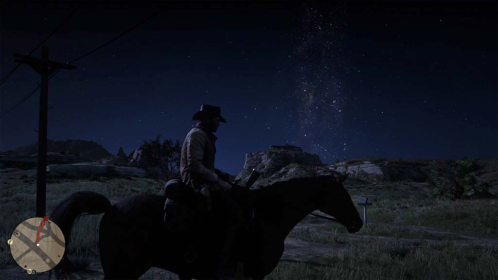 paysage_nuit Mon avis sur Red Dead Redemption II - Paré pour la grande épopée ?