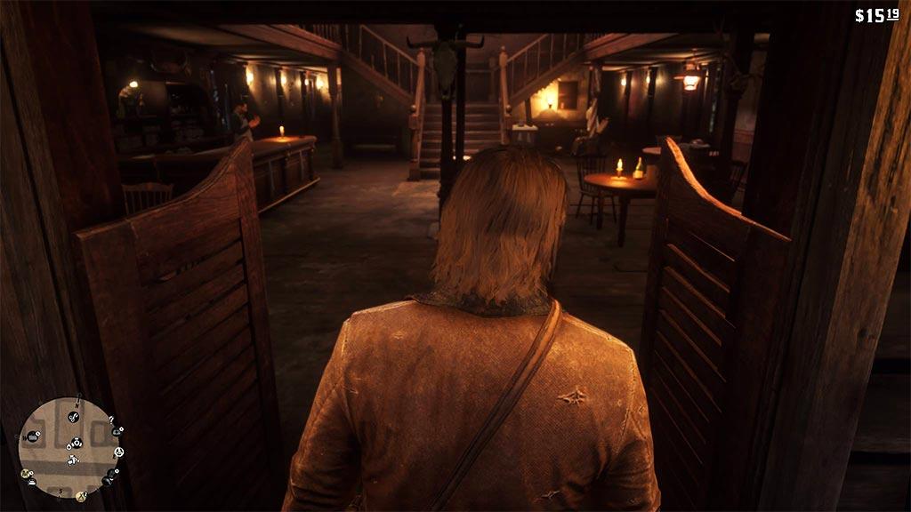 saloon Mon avis sur Red Dead Redemption II - Paré pour la grande épopée ?