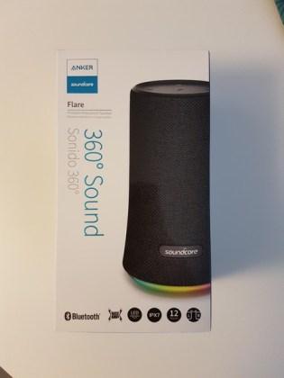 20181202_144304 Découverte de l'enceinte Bluetooth Anker Soundcore Flare